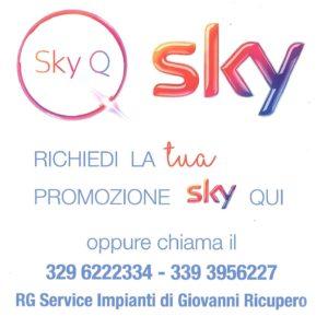 SkyQ  Black